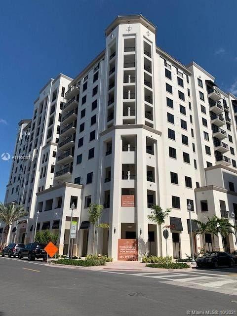 301 Altara Ave #420, Coral Gables, FL 33146 (MLS #A11106387) :: Berkshire Hathaway HomeServices EWM Realty