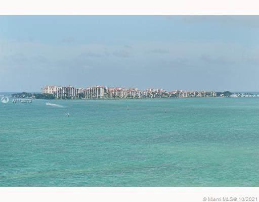 540 Brickell Key Dr #1127, Miami, FL 33131 (MLS #A11106778) :: The MPH Team