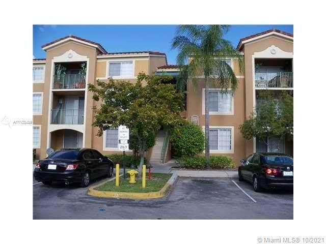 2163 Renaissance Blvd #204, Miramar, FL 33025 (MLS #A11108489) :: The Teri Arbogast Team at Keller Williams Partners SW