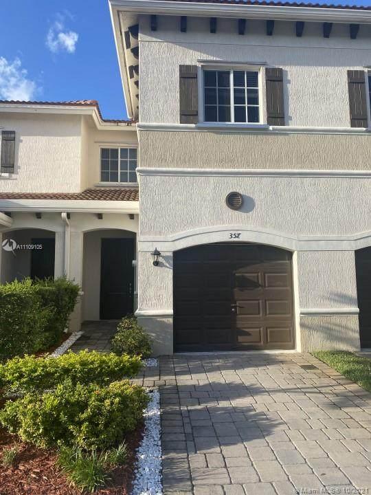 357 NE 47th St, Deerfield Beach, FL 33064 (MLS #A11109105) :: Re/Max PowerPro Realty