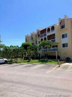 7820 Camino Real #417, Miami, FL 33143 (MLS #A11109375) :: Green Realty Properties