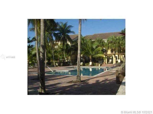 9244 W Atlantic Blvd #1216, Coral Springs, FL 33071 (MLS #A11110600) :: Re/Max PowerPro Realty