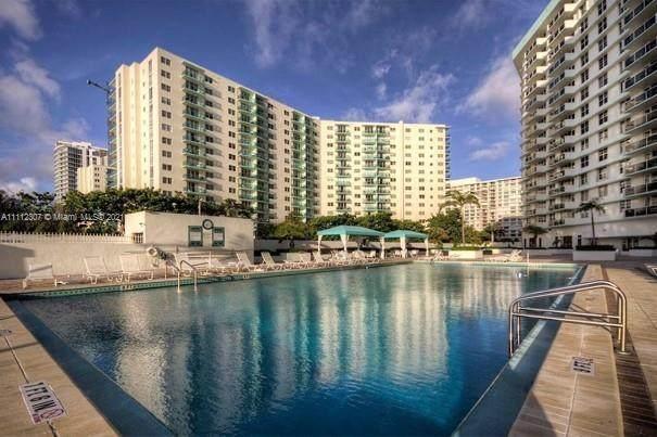 3725 S Ocean Dr #1010, Hollywood, FL 33019 (MLS #A11112307) :: Jose Laya
