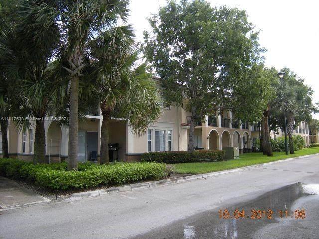 2451 Centergate Dr #105, Miramar, FL 33025 (MLS #A11112633) :: ONE Sotheby's International Realty
