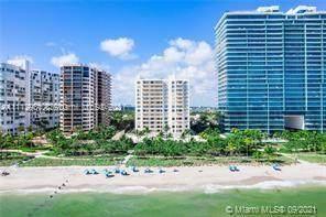 10185 Collins Ave #716, Bal Harbour, FL 33154 (MLS #A11112931) :: Jose Laya