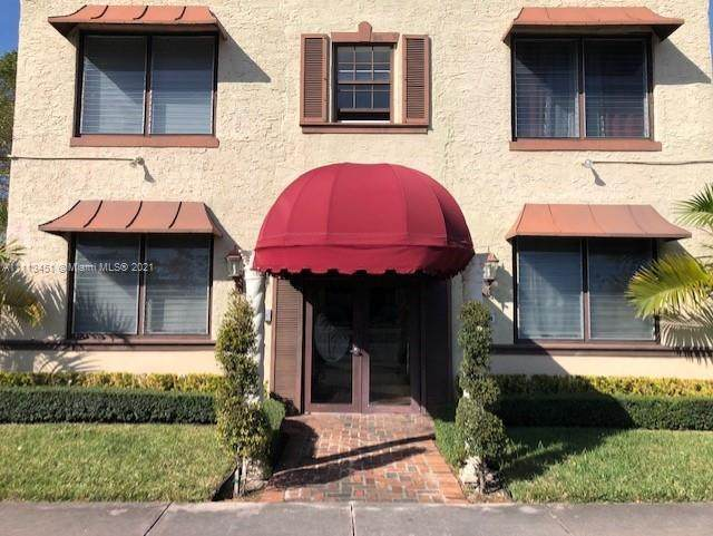 444 Ponce De Leon Blvd #2, Coral Gables, FL 33134 (MLS #A11113451) :: Prestige Realty Group