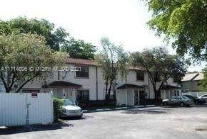 11612 NW 35th Ct C-2, Coral Springs, FL 33065 (MLS #A11114096) :: Rivas Vargas Group