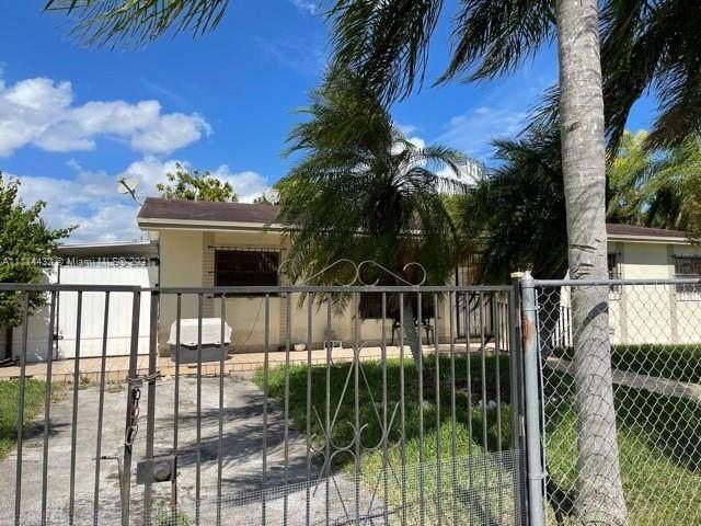 12311 SW 185th St, Miami, FL 33177 (#A11114432) :: Posh Properties