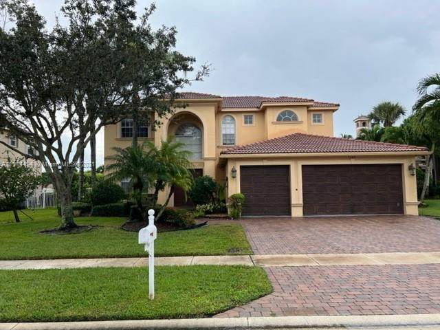 7148 Via Abruzzi, Lake Worth, FL 33467 (MLS #A11114494) :: Onepath Realty - The Luis Andrew Group