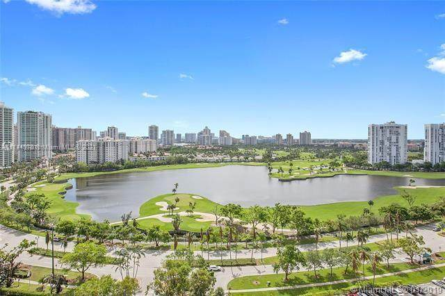 3701 N Country Club Dr #1404, Aventura, FL 33180 (MLS #A11114970) :: Green Realty Properties