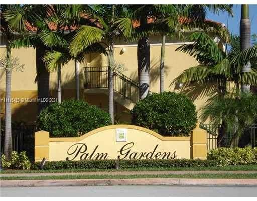7320 NW 114th Ave #104, Doral, FL 33178 (MLS #A11115439) :: Albert Garcia Team