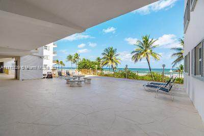 901 S Surf Rd #205, Hollywood, FL 33019 (#A11115529) :: Posh Properties