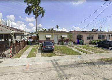 3627 NW 23rd Ave, Miami, FL 33142 (MLS #A11116138) :: Equity Realty