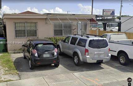 3621 NW 23rd Ave, Miami, FL 33142 (MLS #A11116142) :: Equity Realty