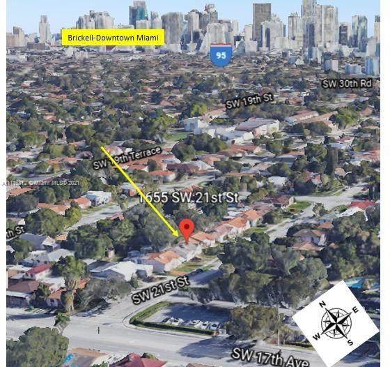1655 SW 21 Street, Miami, FL 33145 (MLS #A11116312) :: Re/Max PowerPro Realty