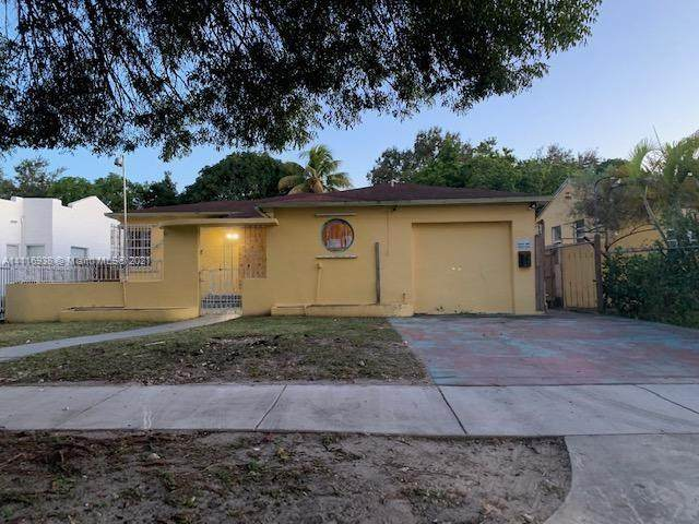 2238 SW 6th St, Miami, FL 33135 (MLS #A11116938) :: Patty Accorto Team