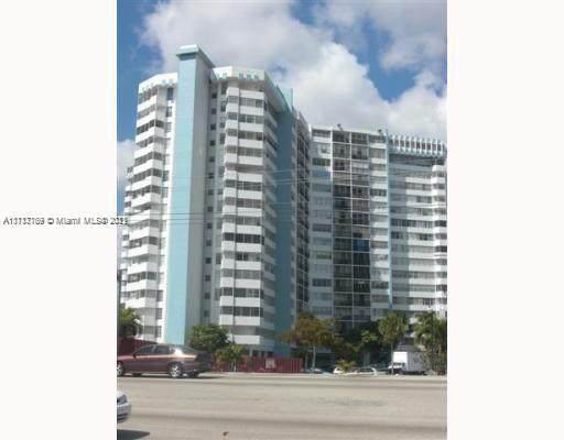 1301 NE Miami Gardens Dr 326W, Miami, FL 33179 (MLS #A11117189) :: Patty Accorto Team