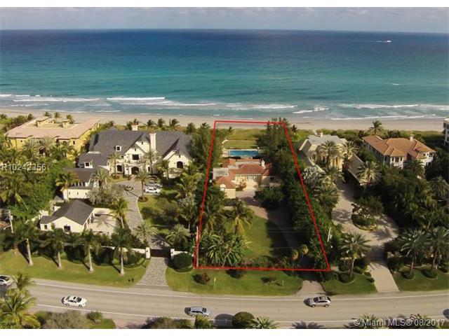 2475 S Ocean Boulevard, Highland Beach, FL 33487 (MLS #R10242356) :: Calibre International Realty