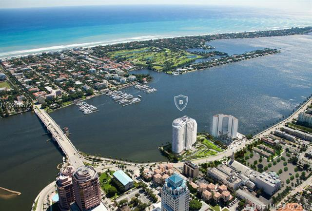 1100 S Flagler Drive 14C, West Palm Beach, FL 33401 (MLS #R10266572) :: Miami Villa Team