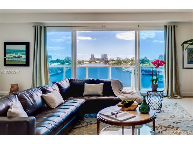 516 Hendricks Isle 5A, Fort Lauderdale, FL 33301 (MLS #A10265264) :: The Teri Arbogast Team at Keller Williams Partners SW