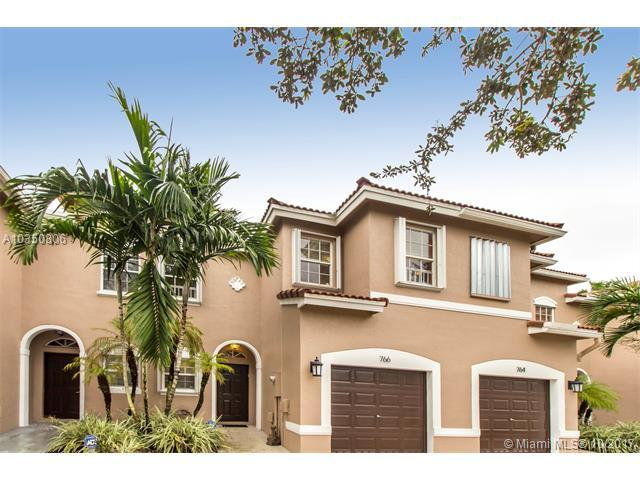 766 NW 132nd Ave #766, Plantation, FL 33325 (MLS #A10350806) :: RE/MAX Presidential Real Estate Group