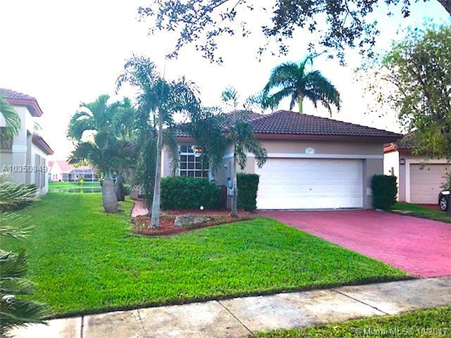 1378 NW 192nd Ln, Pembroke Pines, FL 33029 (MLS #A10350949) :: RE/MAX Presidential Real Estate Group