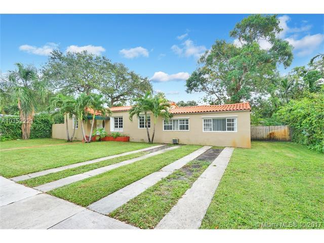 262 NE 103rd St, Miami Shores, FL 33138 (MLS #A10352221) :: The Jack Coden Group