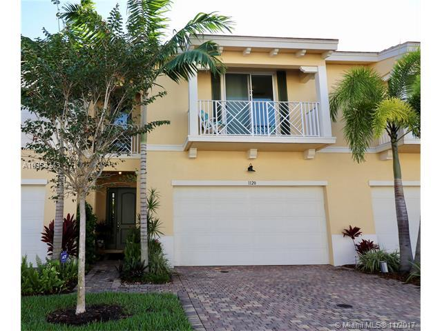 1120 Piccadilly Street, Palm Beach Gardens, FL 33418 (MLS #A10356243) :: The Teri Arbogast Team at Keller Williams Partners SW