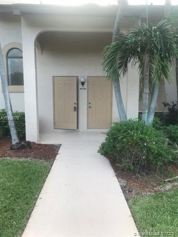 10204 Mangrove Dr Apt 203, Boynton Beach, FL 33437 (MLS #A10356778) :: Hergenrother Realty Group Miami