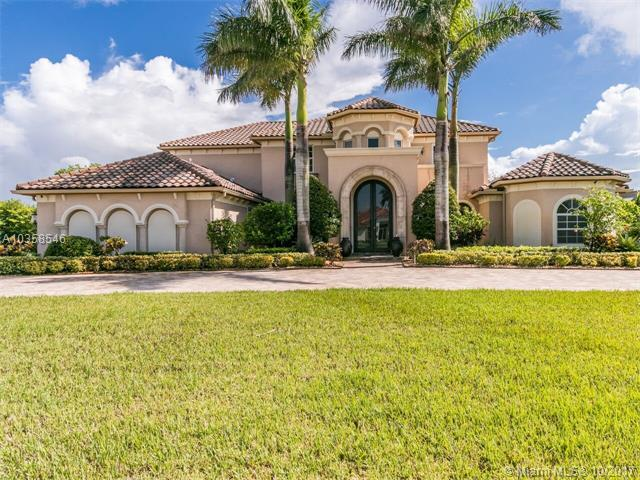 2810 W Jockey Cir W, Davie, FL 33330 (MLS #A10358546) :: The Chenore Real Estate Group
