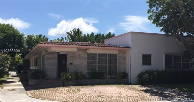 1260 Daytonia Rd, Miami Beach, FL 33141 (MLS #A10358800) :: Green Realty Properties