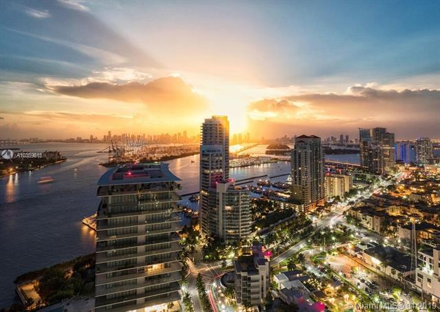 300 S Pointe Dr 3405/6, Miami Beach, FL 33139 (MLS #A10359613) :: The Riley Smith Group