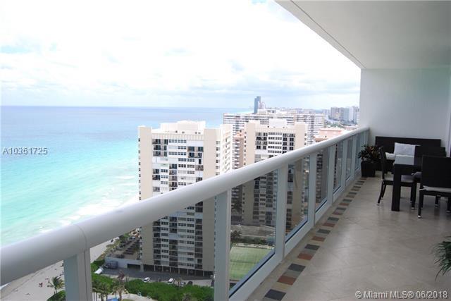 1850 S Ocean Dr #2703, Hallandale, FL 33009 (MLS #A10361725) :: Green Realty Properties