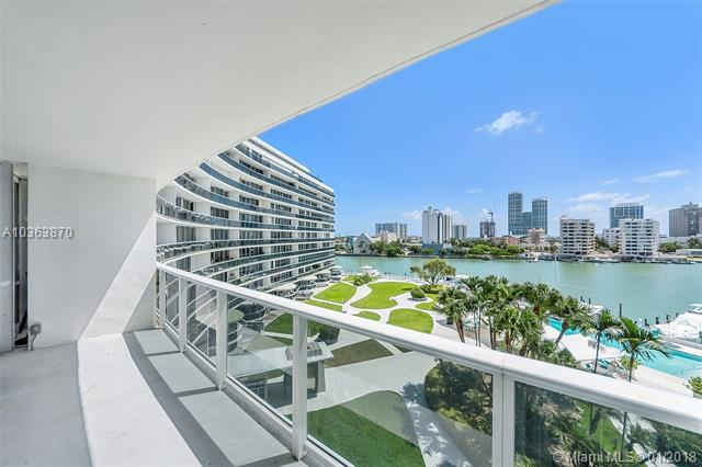 900 Bay Dr #422, Miami Beach, FL 33141 (MLS #A10363870) :: The Teri Arbogast Team at Keller Williams Partners SW