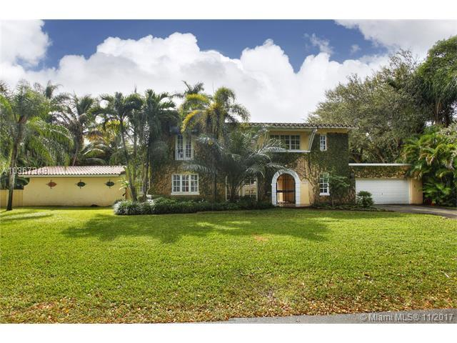 1524 Garcia Ave, Coral Gables, FL 33146 (MLS #A10367348) :: The Teri Arbogast Team at Keller Williams Partners SW