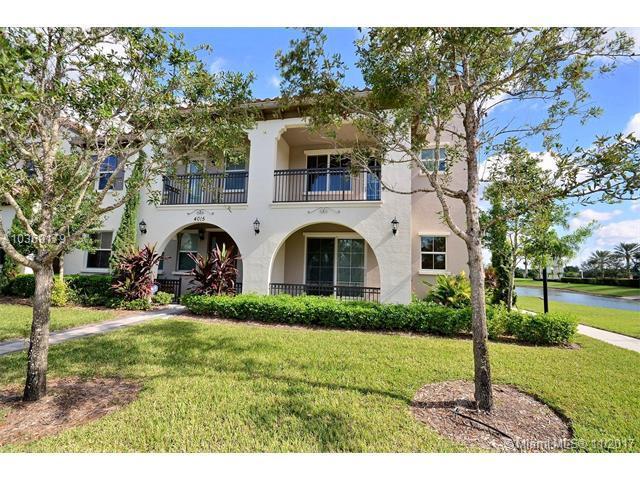 4017 Cascada Cir ., Cooper City, FL 33024 (MLS #A10369179) :: Green Realty Properties