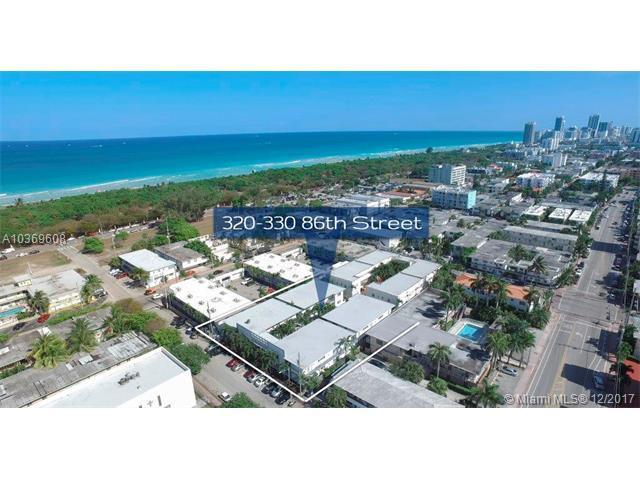 330 86 ST #1, Miami Beach, FL 33141 (MLS #A10369608) :: The Teri Arbogast Team at Keller Williams Partners SW
