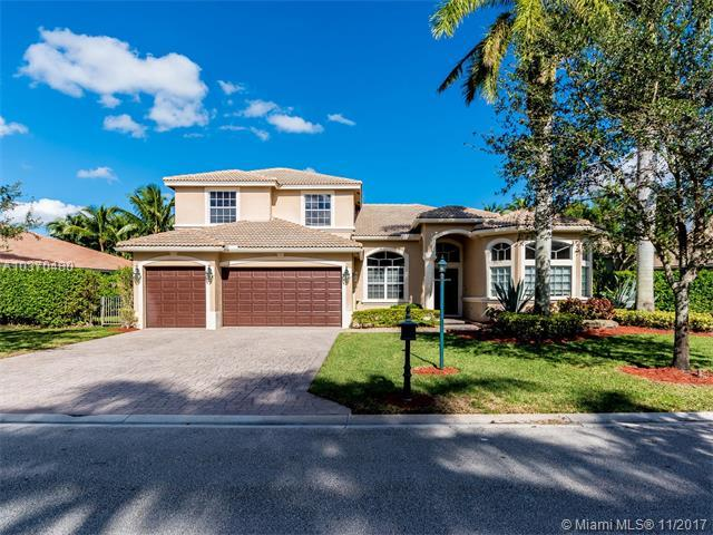 6460 NW 105th Ter, Parkland, FL 33076 (MLS #A10370480) :: Stanley Rosen Group