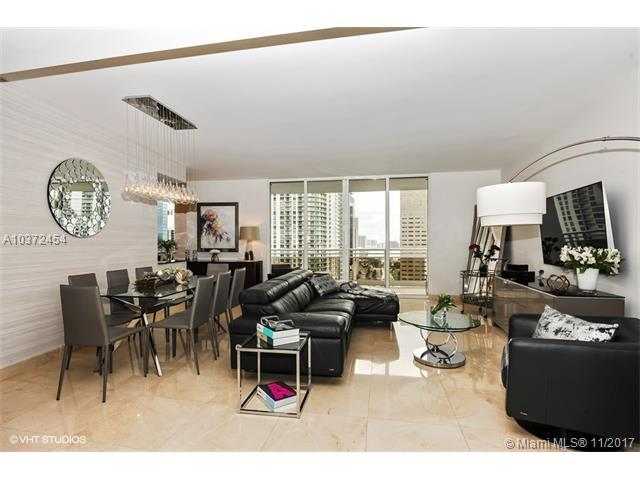 901 Brickell Key Bl #2606, Miami, FL 33131 (MLS #A10372454) :: The Teri Arbogast Team at Keller Williams Partners SW
