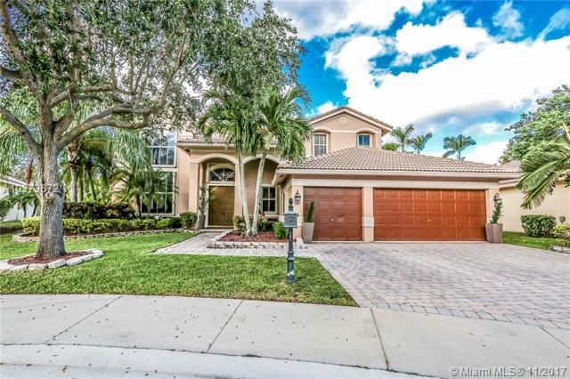 3953 Osprey Ct, Weston, FL 33331 (MLS #A10373672) :: The Teri Arbogast Team at Keller Williams Partners SW