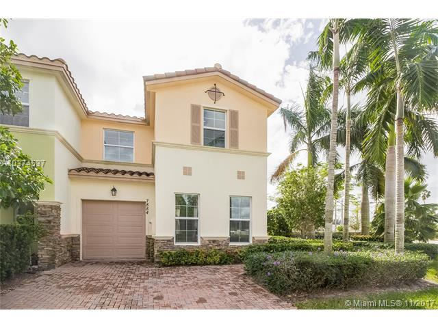 7884 SW 52nd Pl #7884, Davie, FL 33328 (MLS #A10374537) :: Castelli Real Estate Services