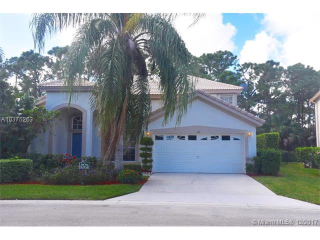 314 Timberwood Ct, Palm Beach Gardens, FL 33418 (MLS #A10375263) :: The Teri Arbogast Team at Keller Williams Partners SW