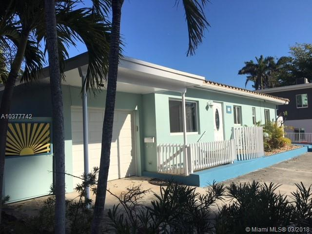 2708 N Ocean Blvd, Fort Lauderdale, FL 33308 (MLS #A10377742) :: Green Realty Properties