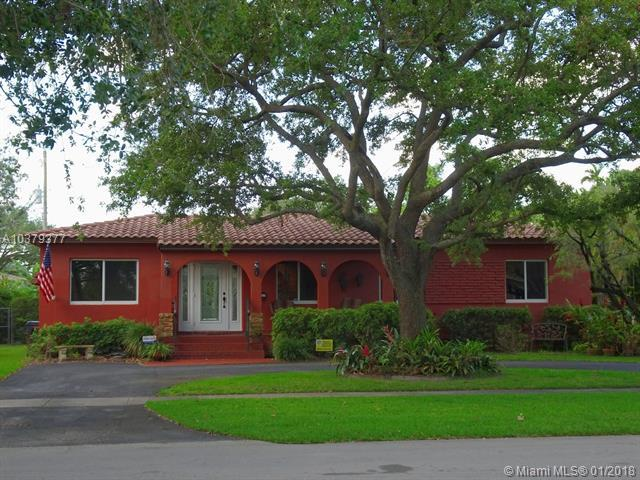 721 N Falcon Ave, Miami Springs, FL 33166 (MLS #A10379377) :: The Teri Arbogast Team at Keller Williams Partners SW