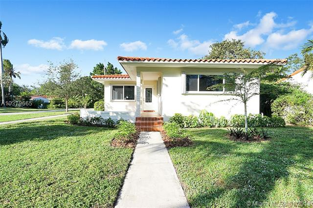 101 NE 104th St, Miami Shores, FL 33138 (MLS #A10379665) :: The Teri Arbogast Team at Keller Williams Partners SW
