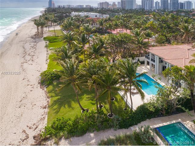 667 Ocean Blvd, Golden Beach, FL 33160 (MLS #A10383026) :: Green Realty Properties