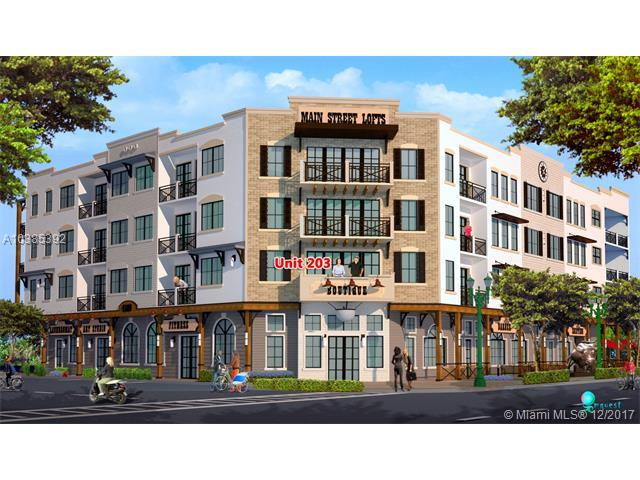 4100 Davie Rd #203, Davie, FL 33314 (MLS #A10385392) :: Green Realty Properties