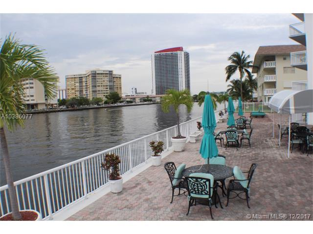 1913 S Ocean Dr #124, Hallandale, FL 33009 (MLS #A10386077) :: The Chenore Real Estate Group