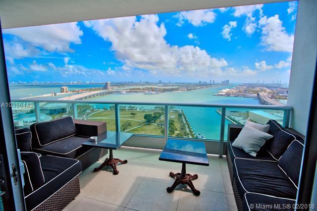 900 Biscayne Blvd #2907, Miami, FL 33132 (MLS #A10386449) :: Miami Villa Team