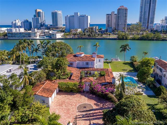 6431 Allison Rd, Miami Beach, FL 33141 (MLS #A10386812) :: The Teri Arbogast Team at Keller Williams Partners SW